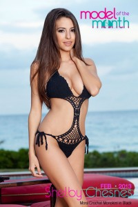 Shelby Chesnes in Mora