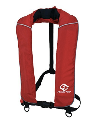 automatic inflatable life vest